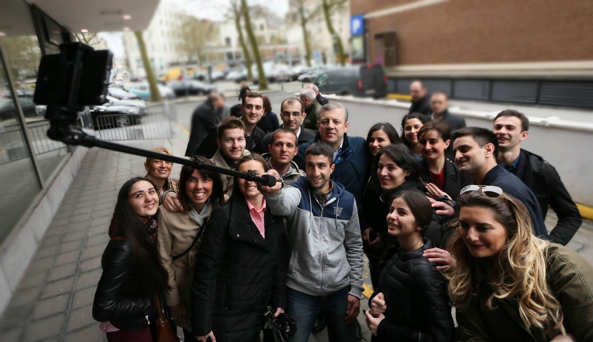 Georgians Fear Visa-Free Travel to Europe in Jeopardy ...