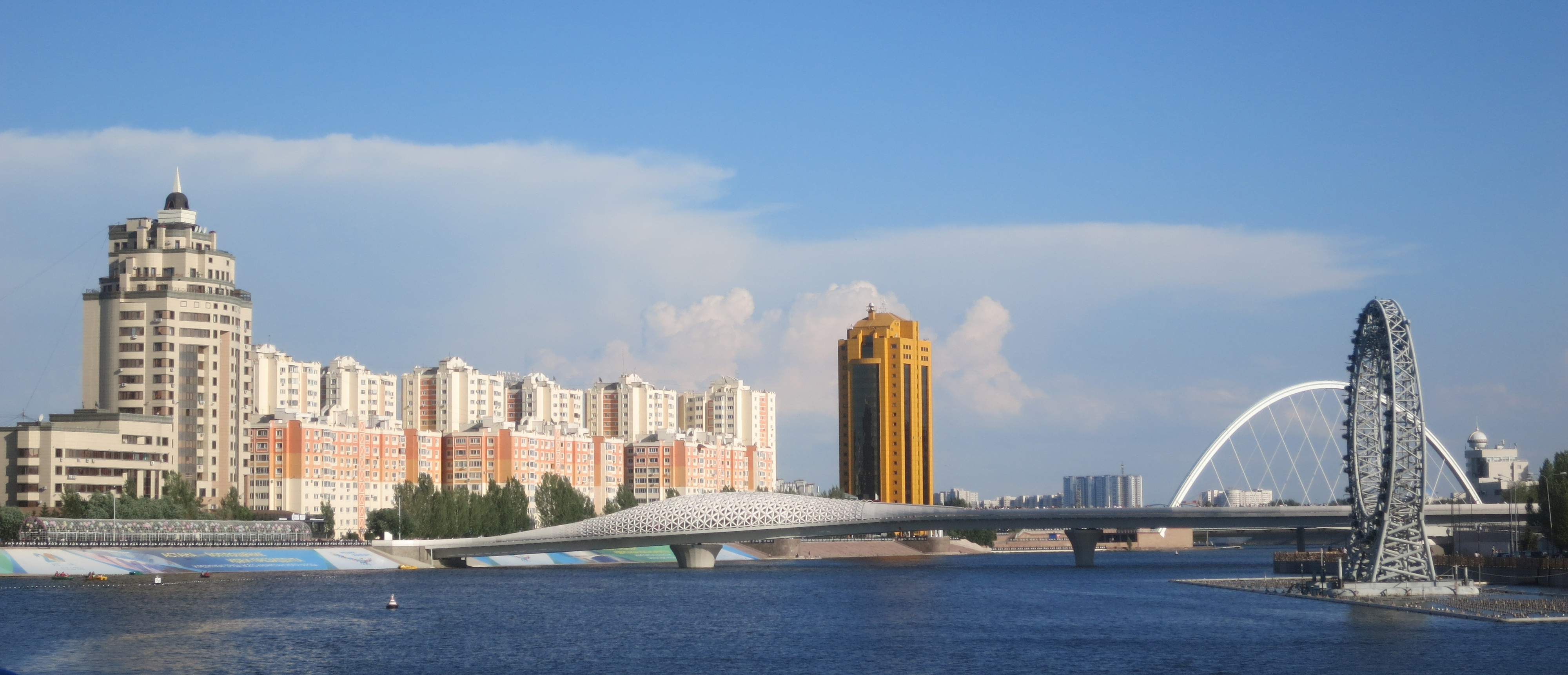 In what year did Astana become the capital of Kazakhstan Which city was the capital before