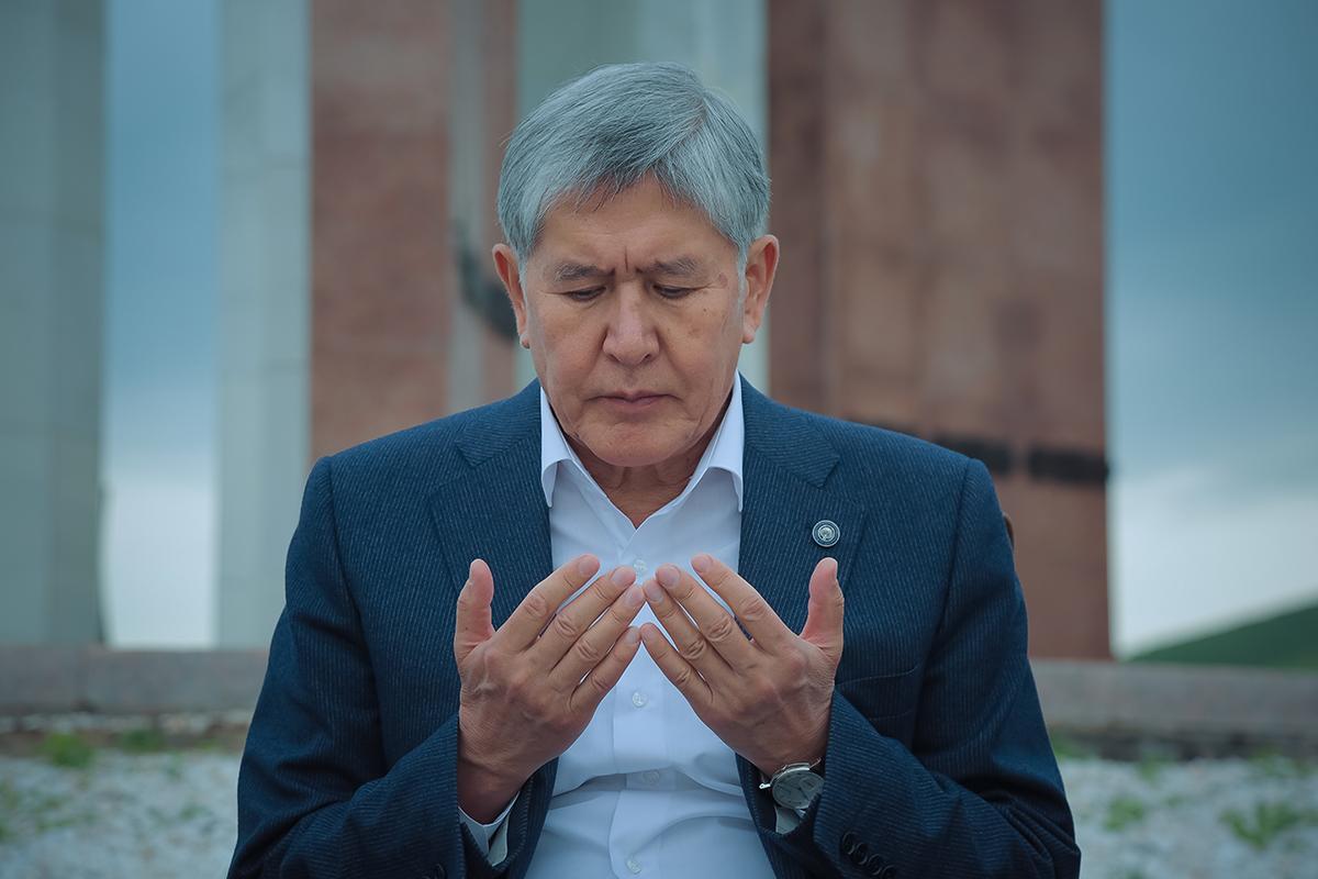 Almazbek Atambayev became president of Kyrgyzstan 02.12.2011 91