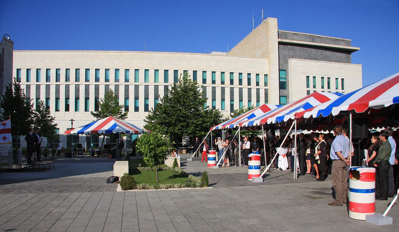 U.S. Embassy in Tbilisi, Georgia