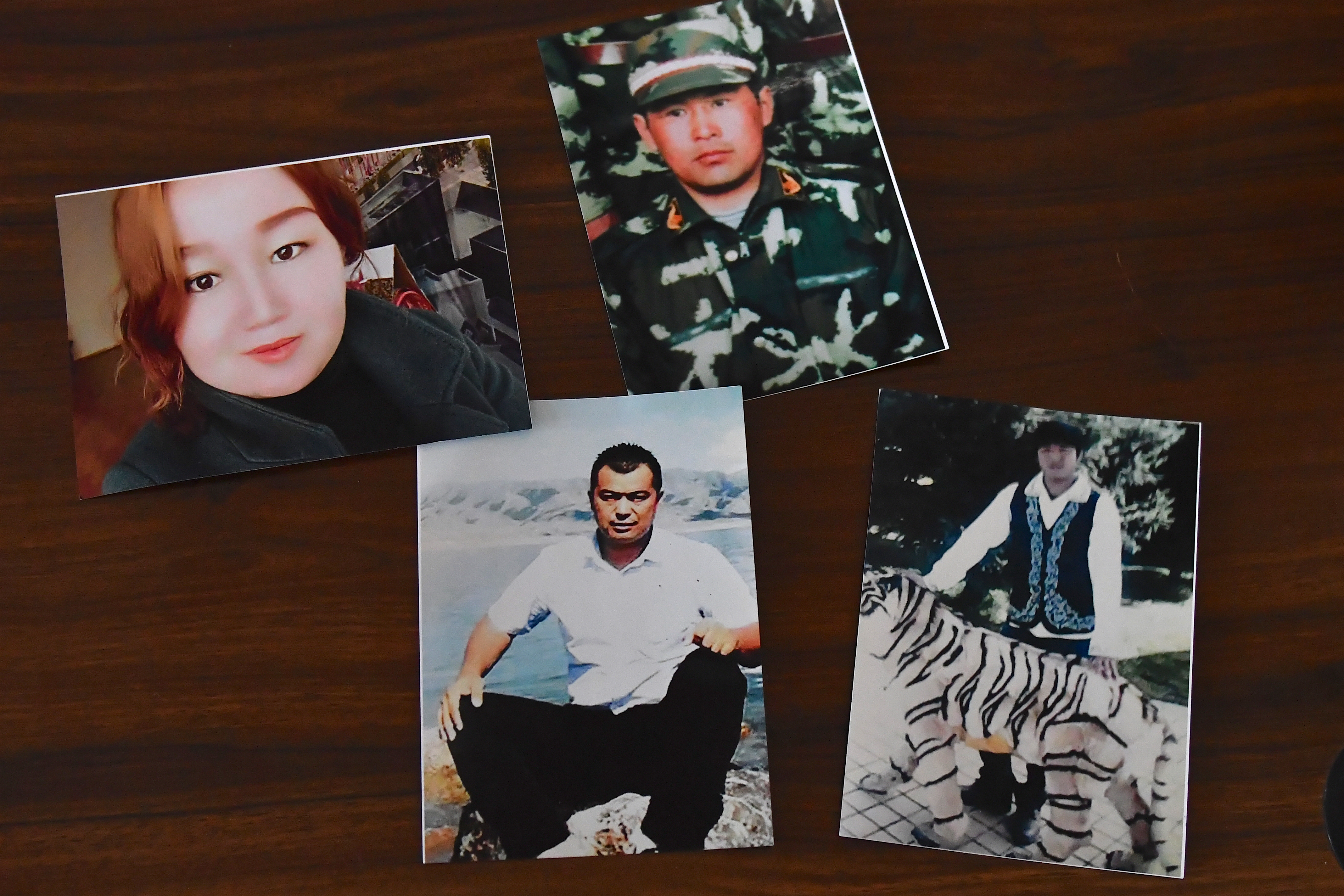 Ethnic Kazakhs from Xinjiang seek help from Almaty-based human rights group Ata-Jurt on behalf of family members held in China's reeducation camps. (Photo by Aliya Uteuova)
