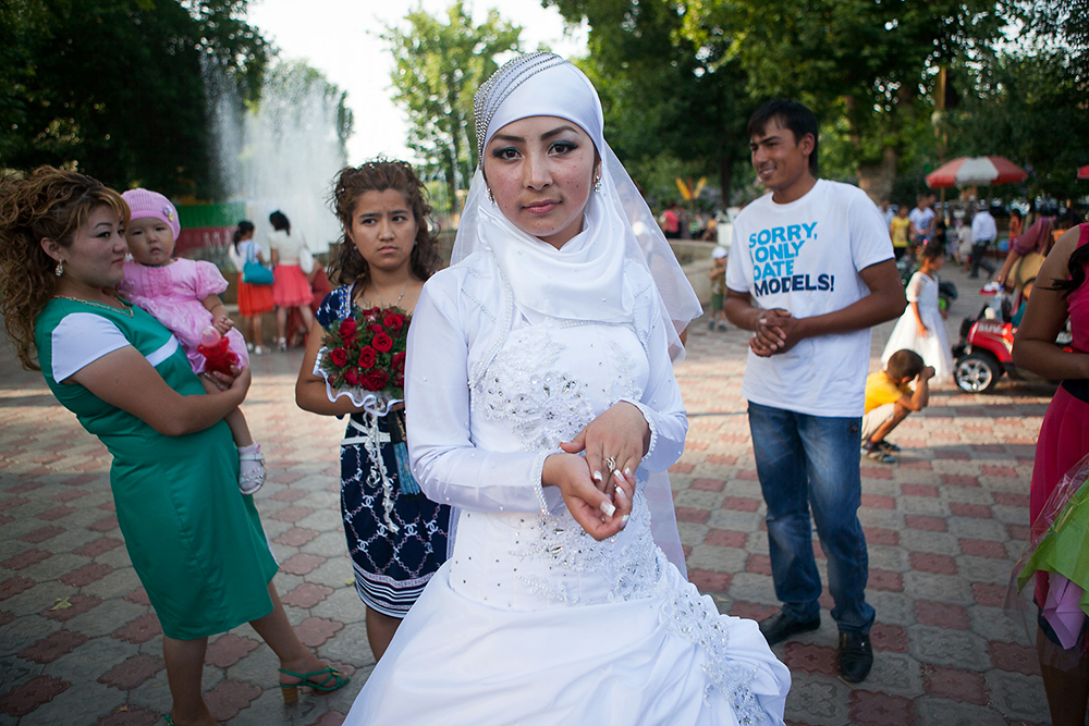 Dating a kyrgyz woman
