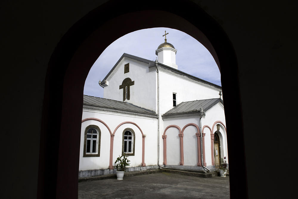 The Georgian Orthodox Church considers the Church of St. George of Ilori in southern Abkhazia a key medieval religious site.