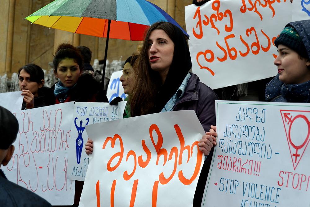 Georgia: Confronting Domestic Violence