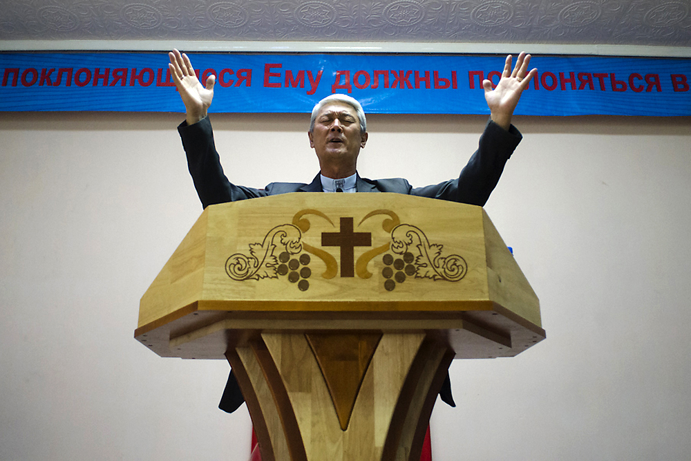 Pastor