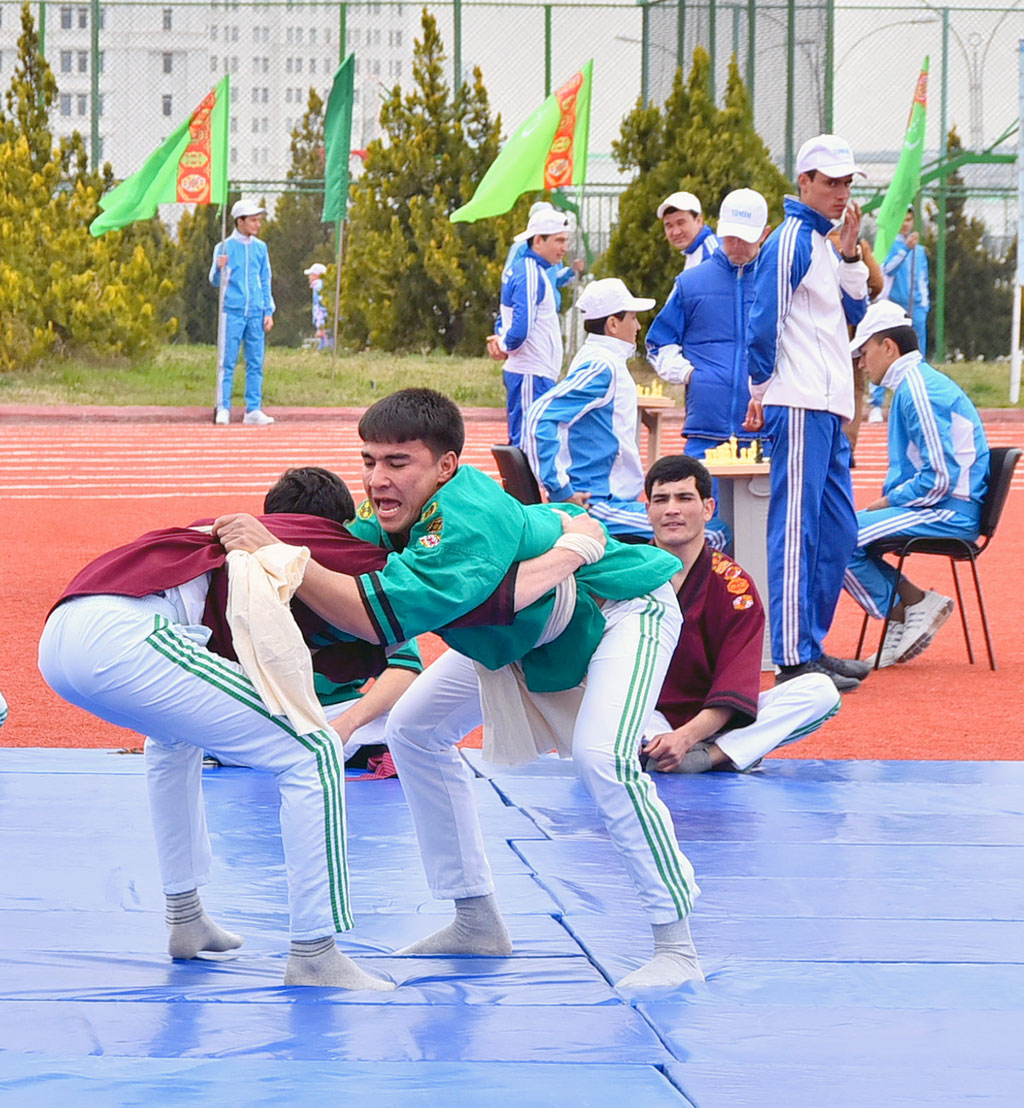 World Health Day in Ashgabat on April 7