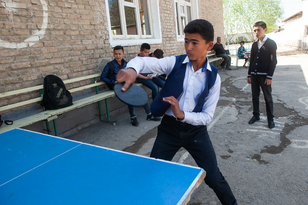 student table tennis