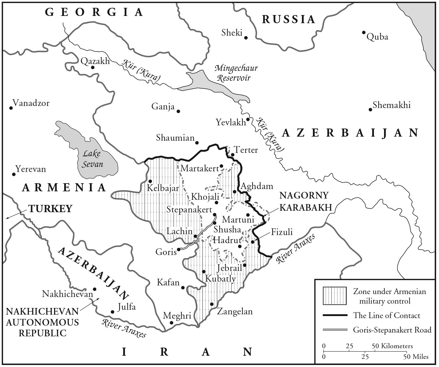Perspectives Armenia S Military Position In Nagorno Karabakh Grows Precarious Eurasianet