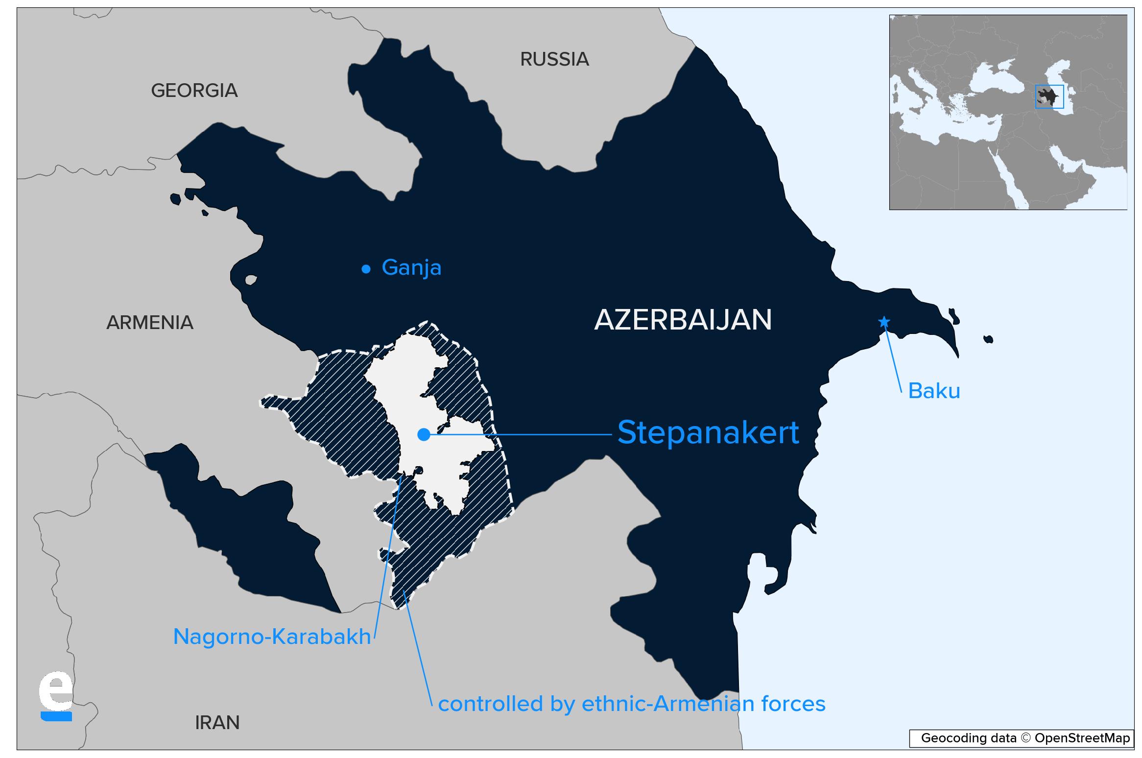 Karabakh Prepares For Unprecedented Elections Eurasianet