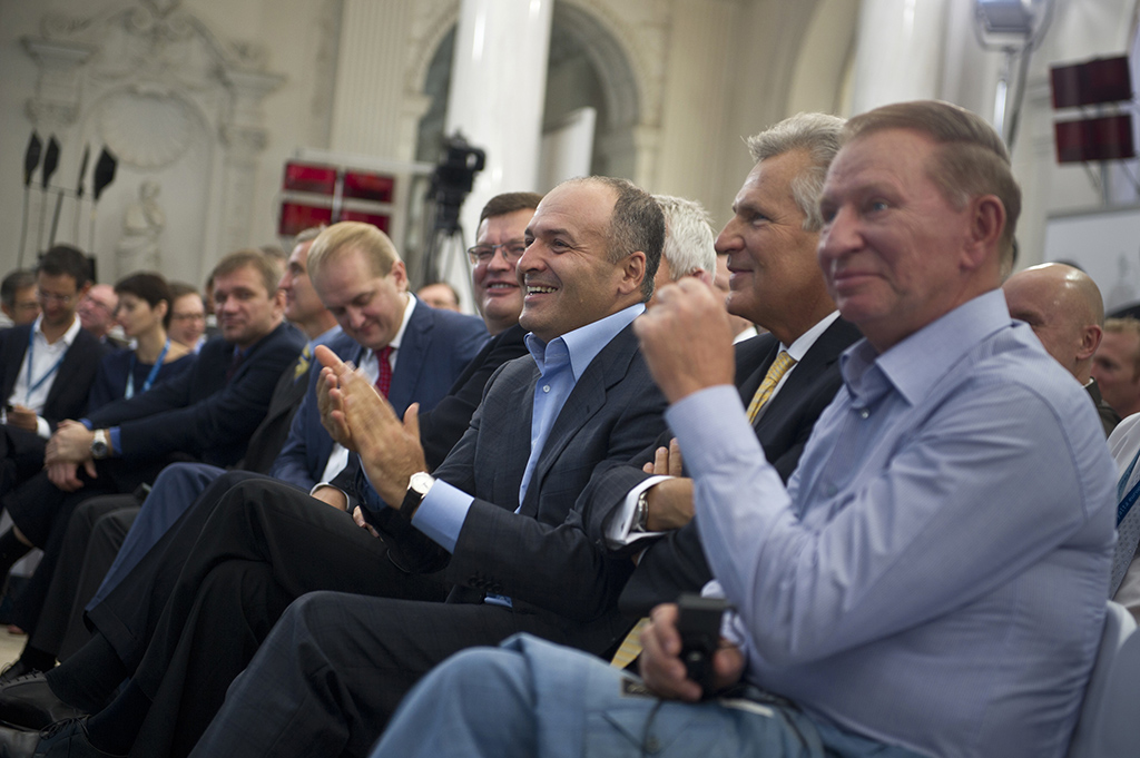 Pinchuk and Kuchma