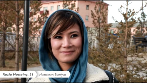 Mongolia: Afghanistan's Minority Hazara Students Find Peace