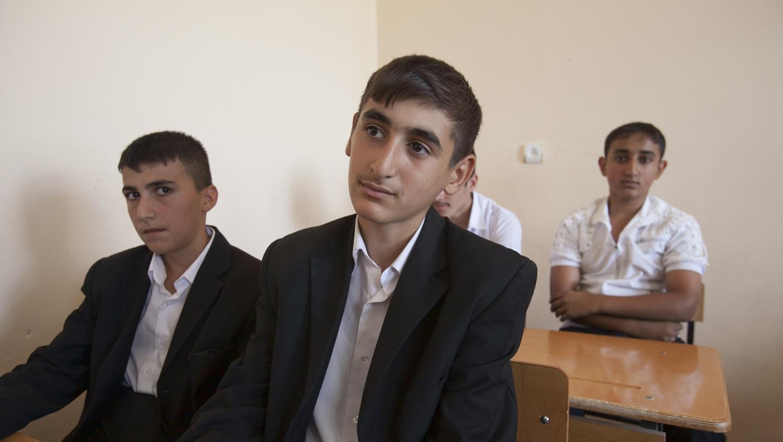 Young Azerbaijani teachers heed the call of village life