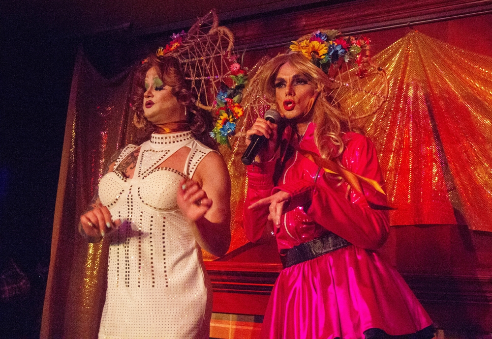 Russian drag queens put a queer spin on songs from the Motherland