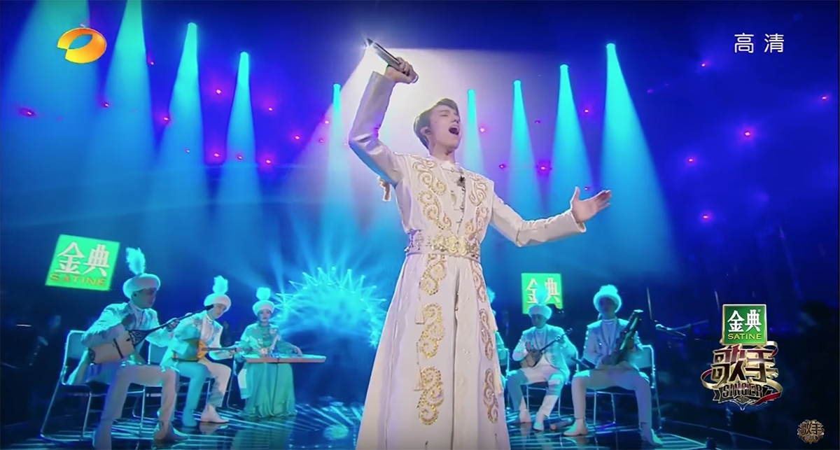 The soft power of fame: A Kazakh star in China | Eurasianet