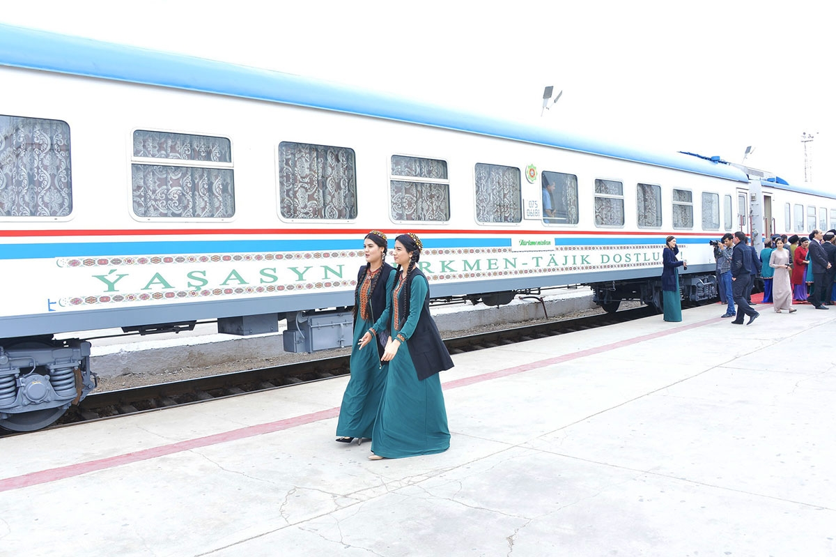 In Turkmenistan, singers are allowed to travel abroad, students are not.