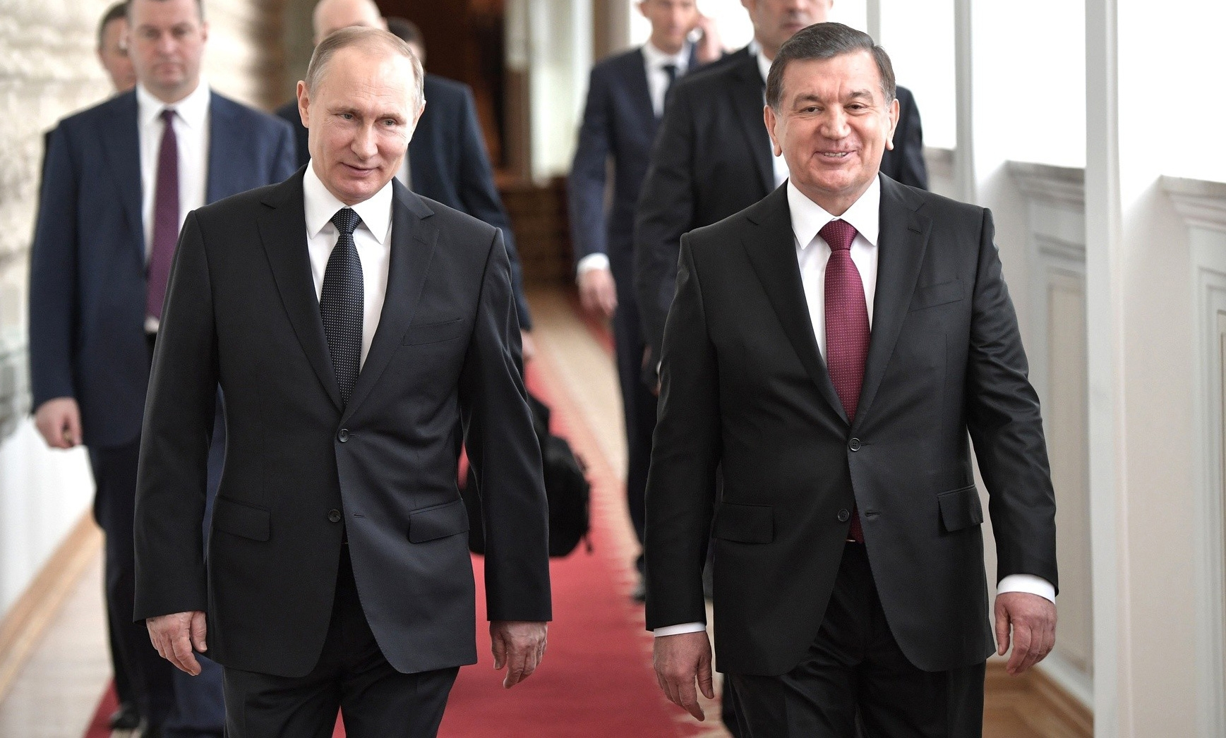 Uzbekistan and Russia: Chilly weather, warm relations ...