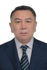 Adil Zhunus uulu, the parliamentarian brother of detained Xinjiang scholar Askar Yunus.(Photo: Kyrgyz parliament website)