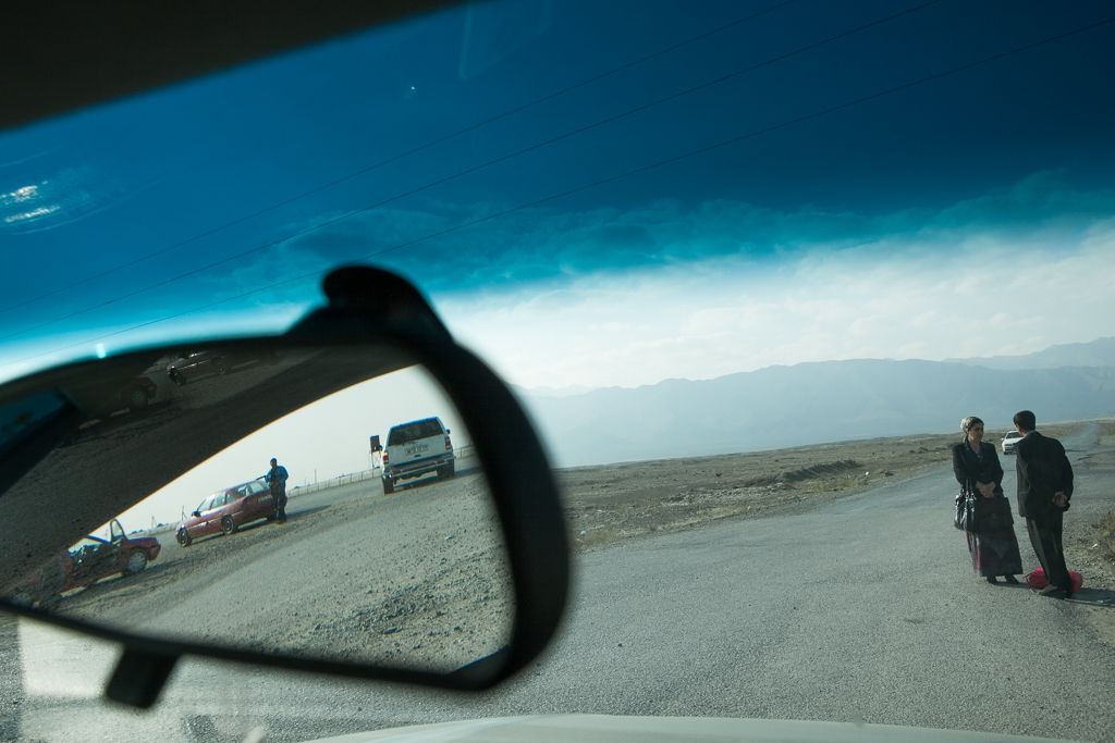 Turkmenistan's latest megaproject: A road to the future or white elephant grift?