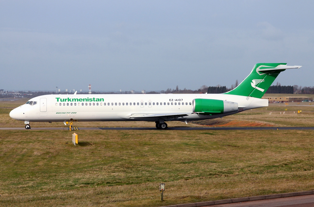 Grounded (flyturkmenistanairlines.eu)