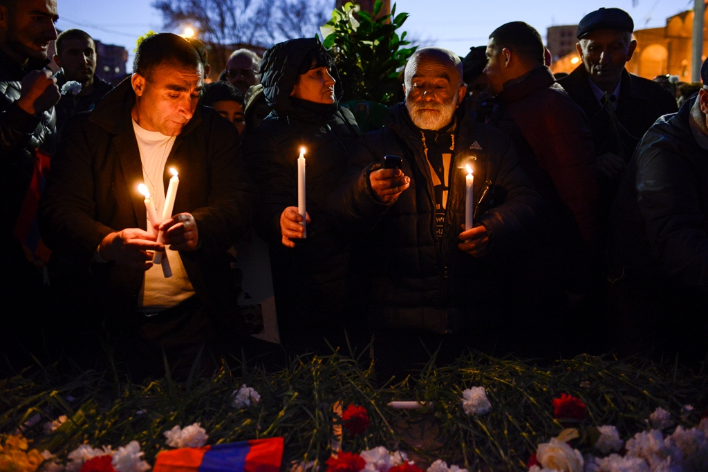 Armenia's commemorations of march 1 events on 2019