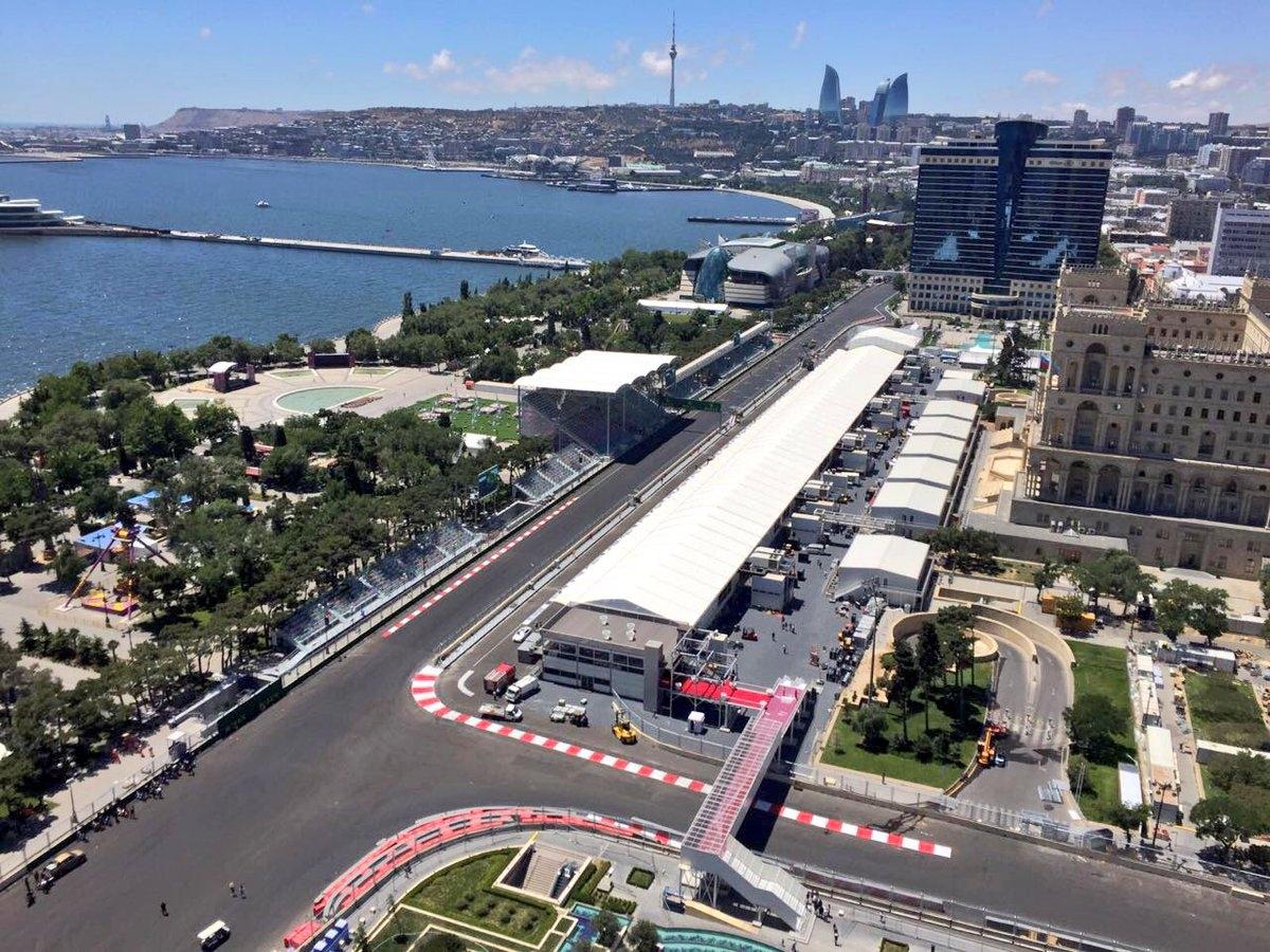 """Résultat de recherche d'images pour """"circuit F1 Bakou adresse"""""""