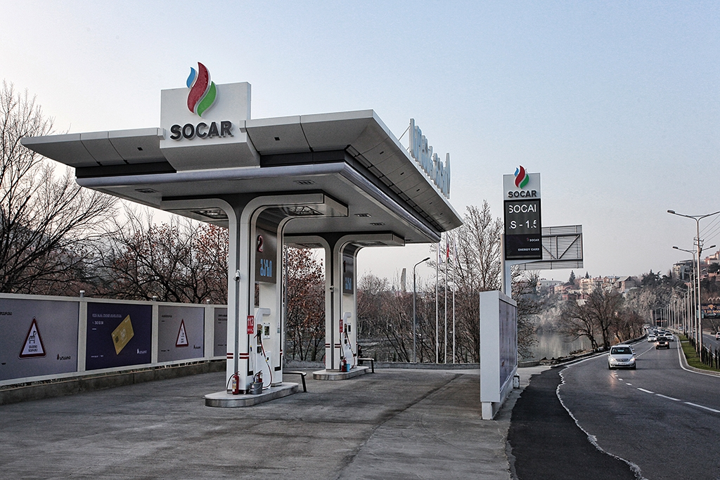 SOCAR, Azerbaijan's state oil company, is a major investor in Georgian infrastructure – and apparently politics.