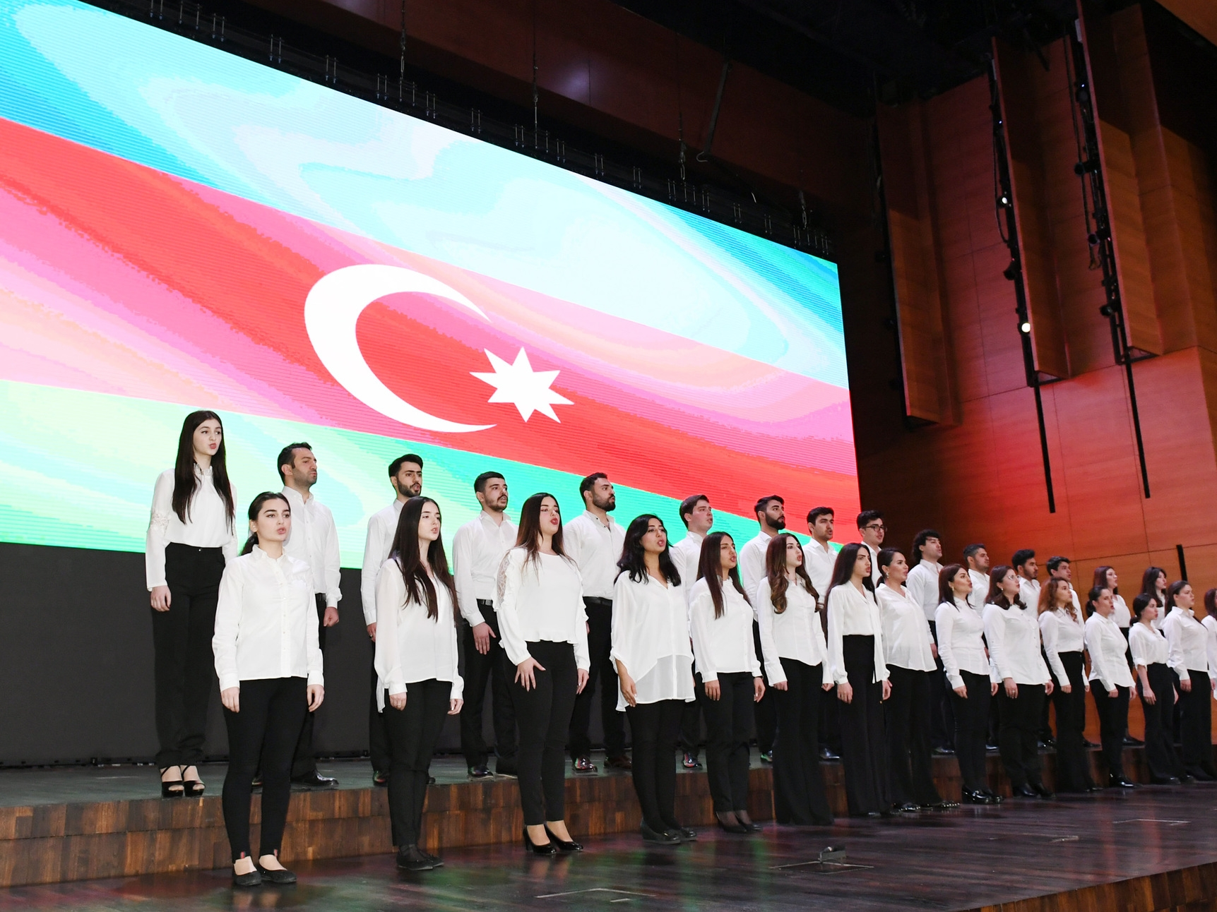 students in Azerbaijan