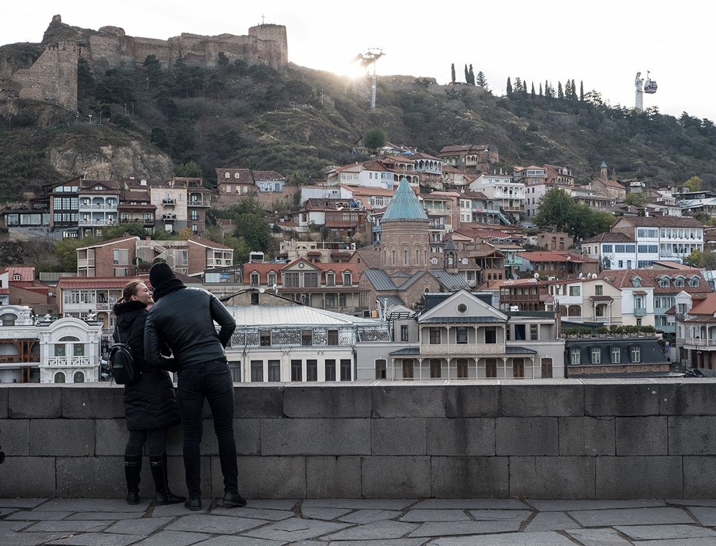 Tbilisi (all photos by Joe Harrison)