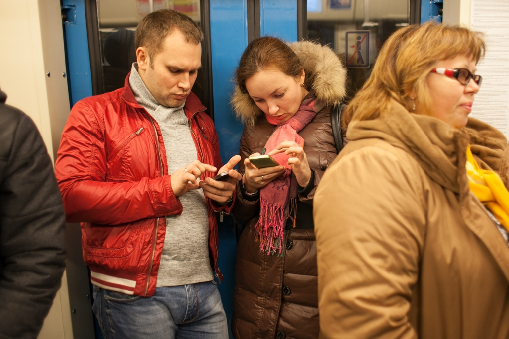Moscow's internet-friendly metro (David Trilling)