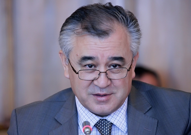 Omurbek Tekebayev. (Photo: Ata-Meken website)