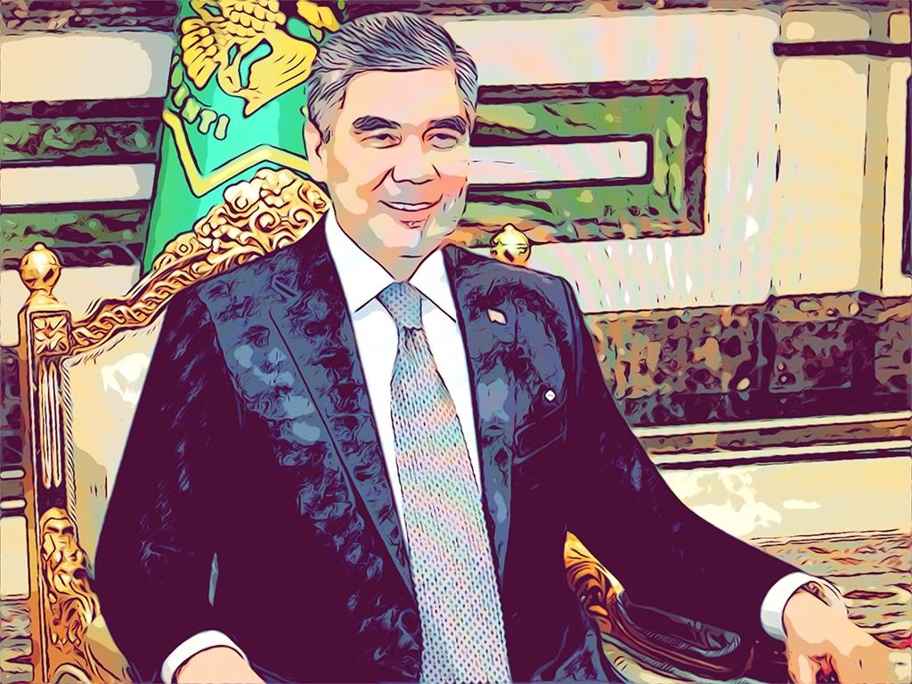 Turkmenistan: Cart before horse