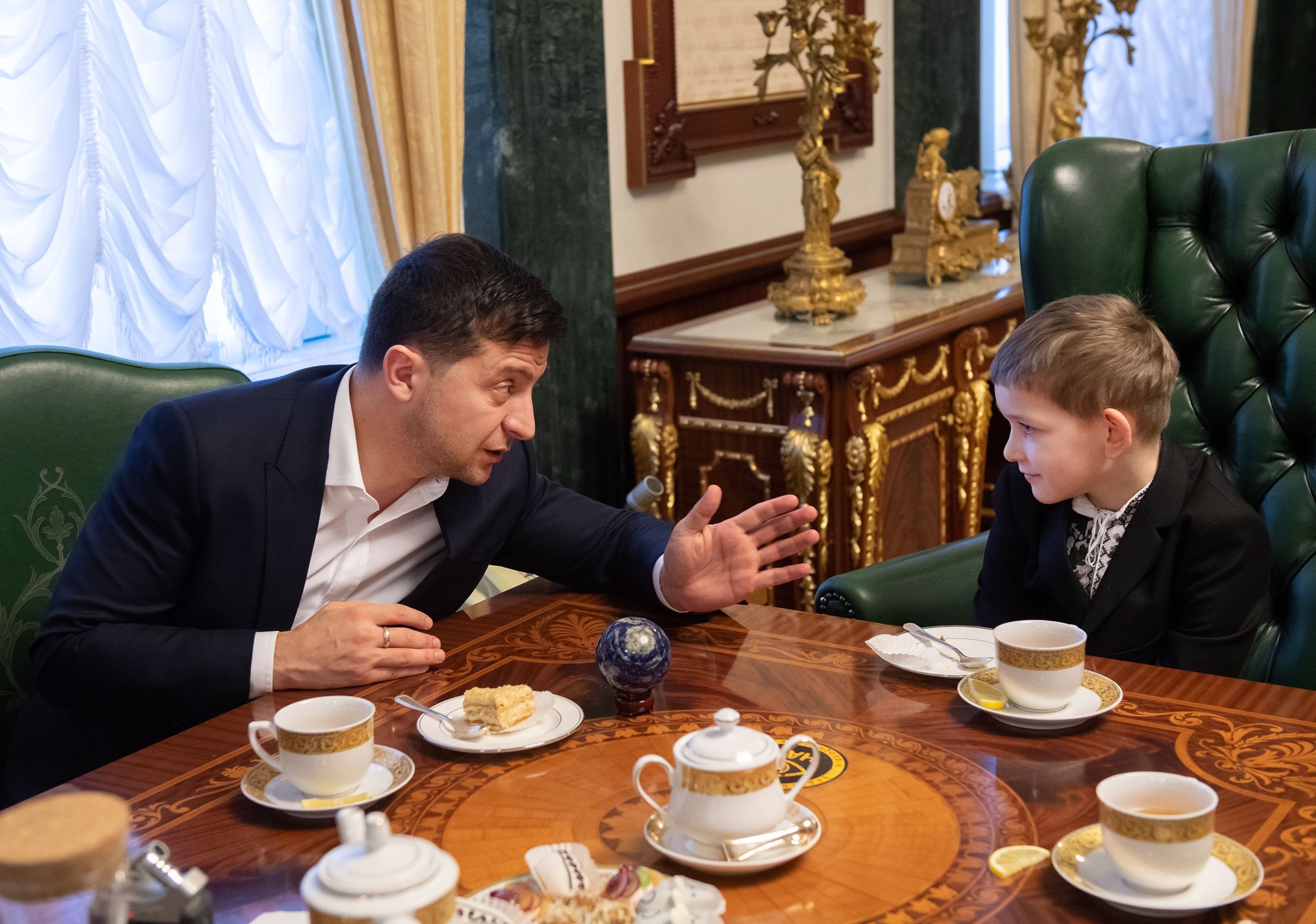The data indicate a substantial majority of respondents approved of Zelensky's actions in the face of the Trump administration's pressure campaign. (president.gov.ua)