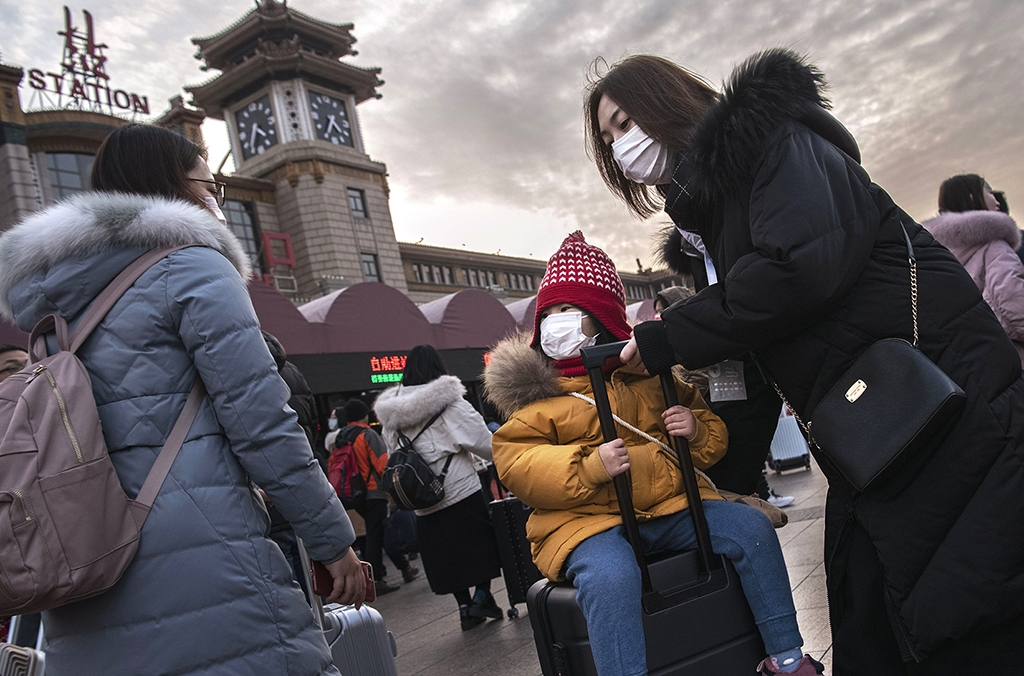 China is pulling out all the stops to deal with its coronavirus outbreak. (Photo: World Health Organization)