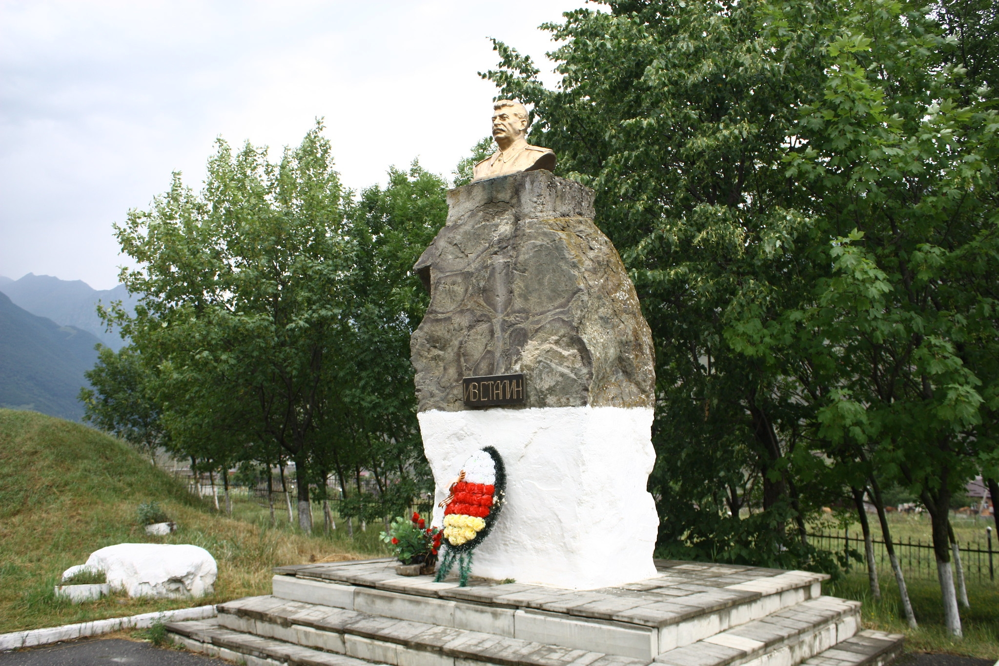 Stalin North Ossetia