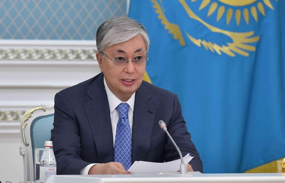 For whom the libel tolls: Tokayev's approval of the law is a formality. (Photo: Presidential administration)