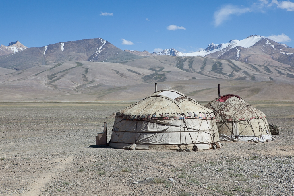 An article in Chinese news outlets last month claiming Tajikistan's Pamir mountains reopened a festering wound in Dushanbe. (photo: David Trilling)