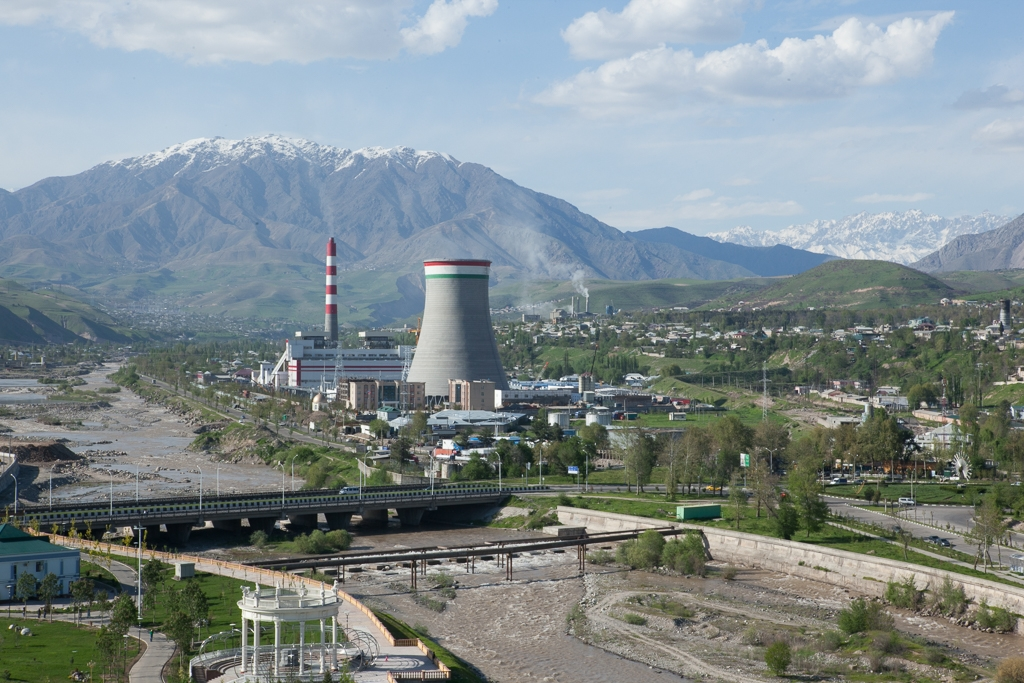 Dushanbe No. 2 thermal power station