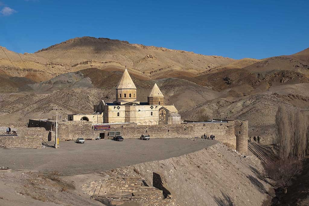Monastery of Saint Thaddeus in West Azerbaijan
