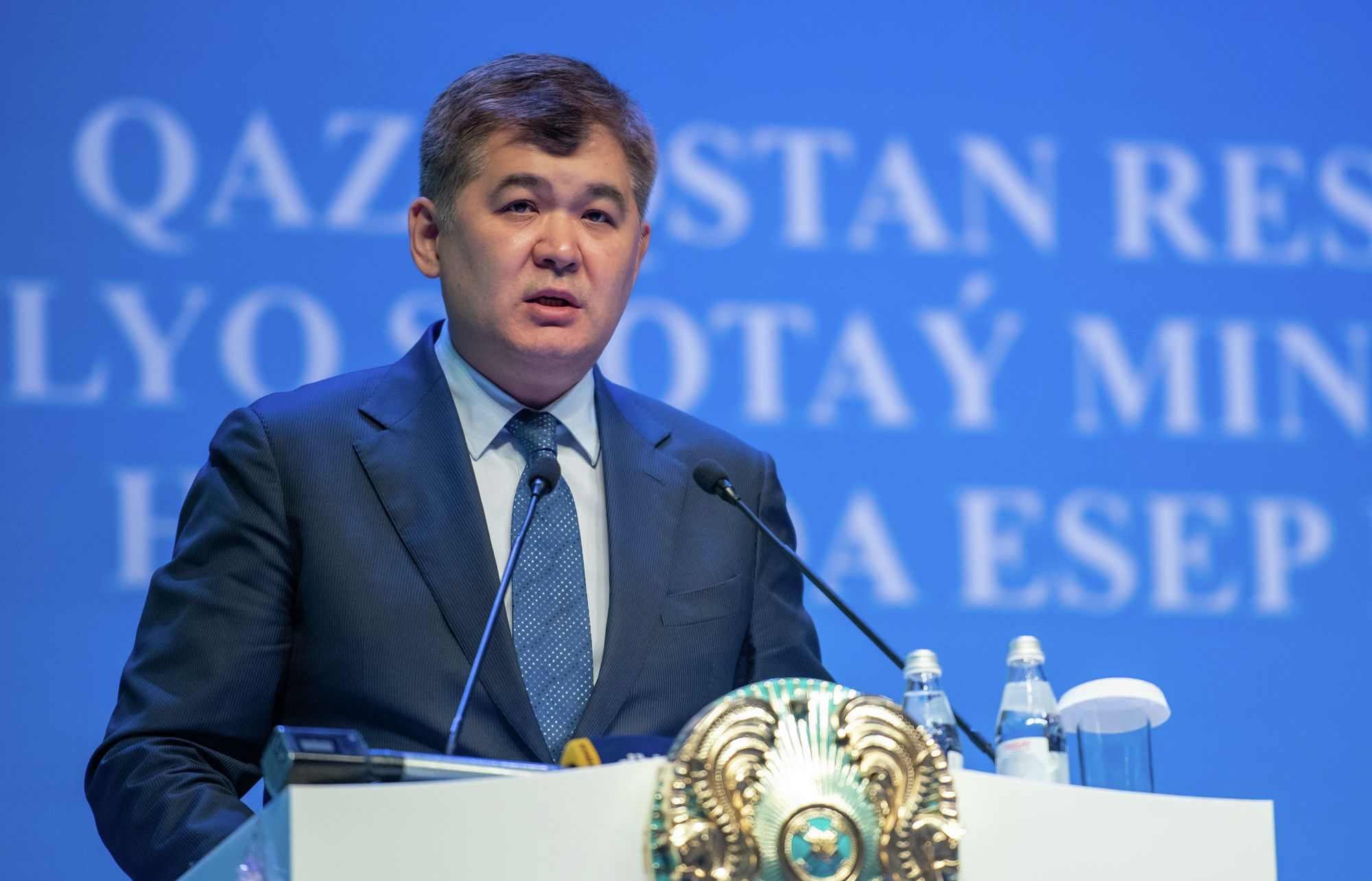 Yelzhan Birtanov. (Photo: Government website)