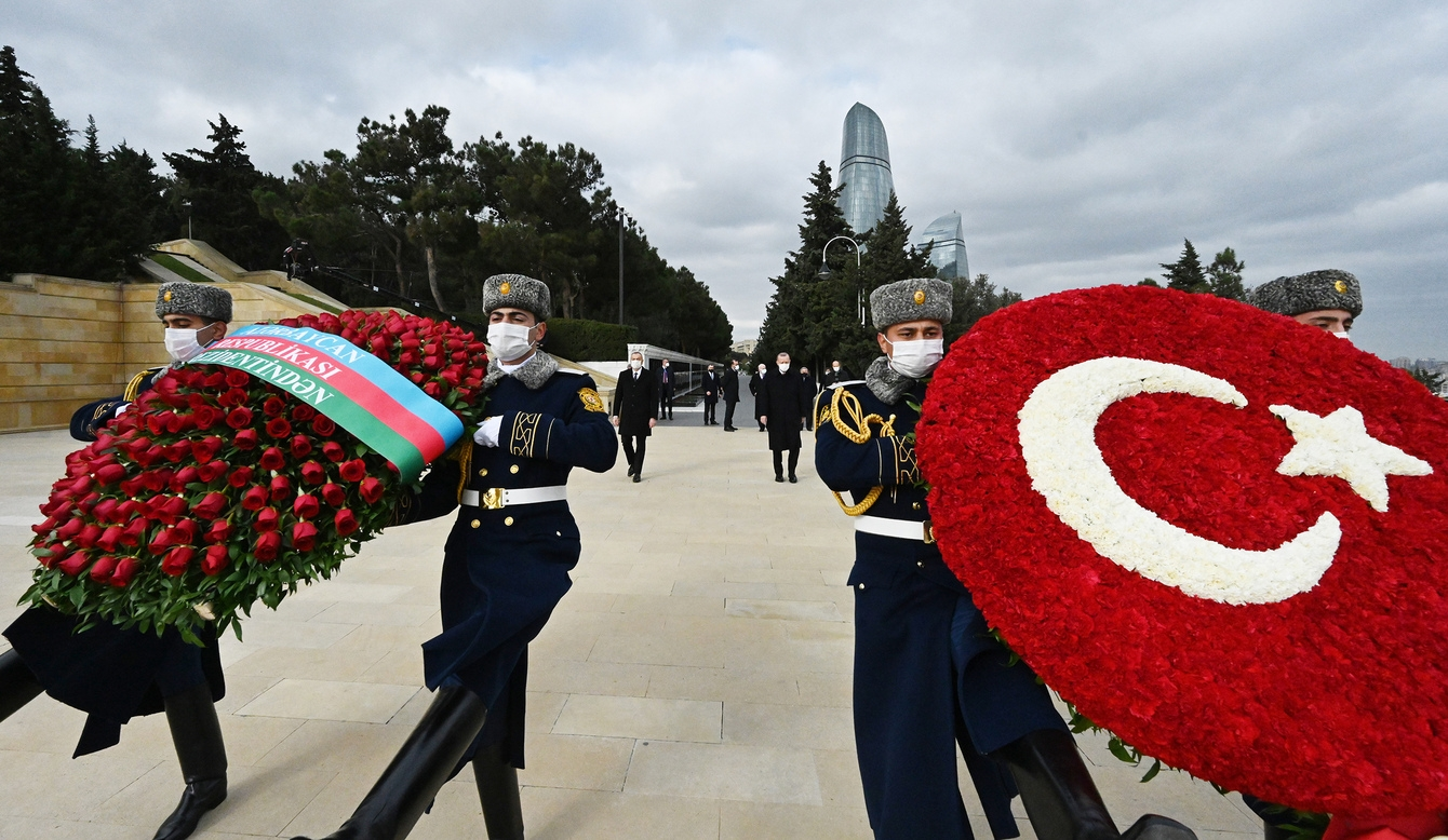 Azerbaijan and Turkey: On the march? (president.az)