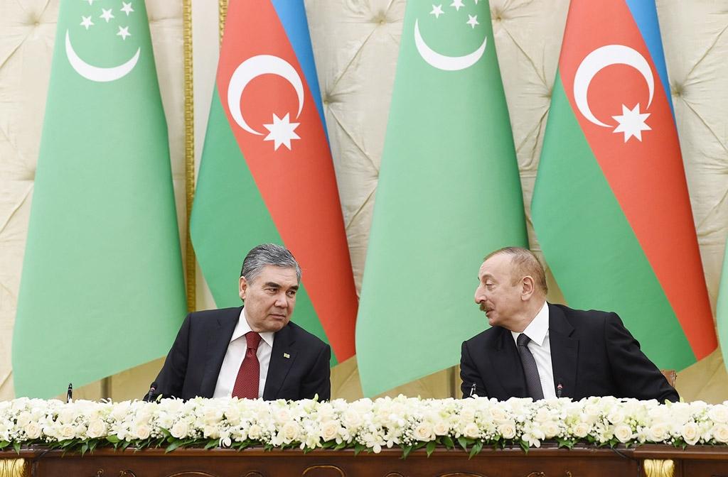 Azerbaijan and Turkmenistan agreement advances Caspian gas cooperation