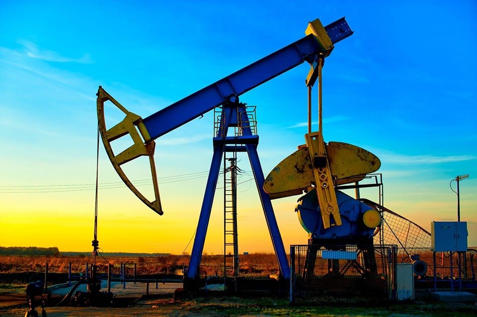 Blessed curse: Western Kazakhstan may soon see yet more oil being pumped. (Photo: Kazakhstan government website)