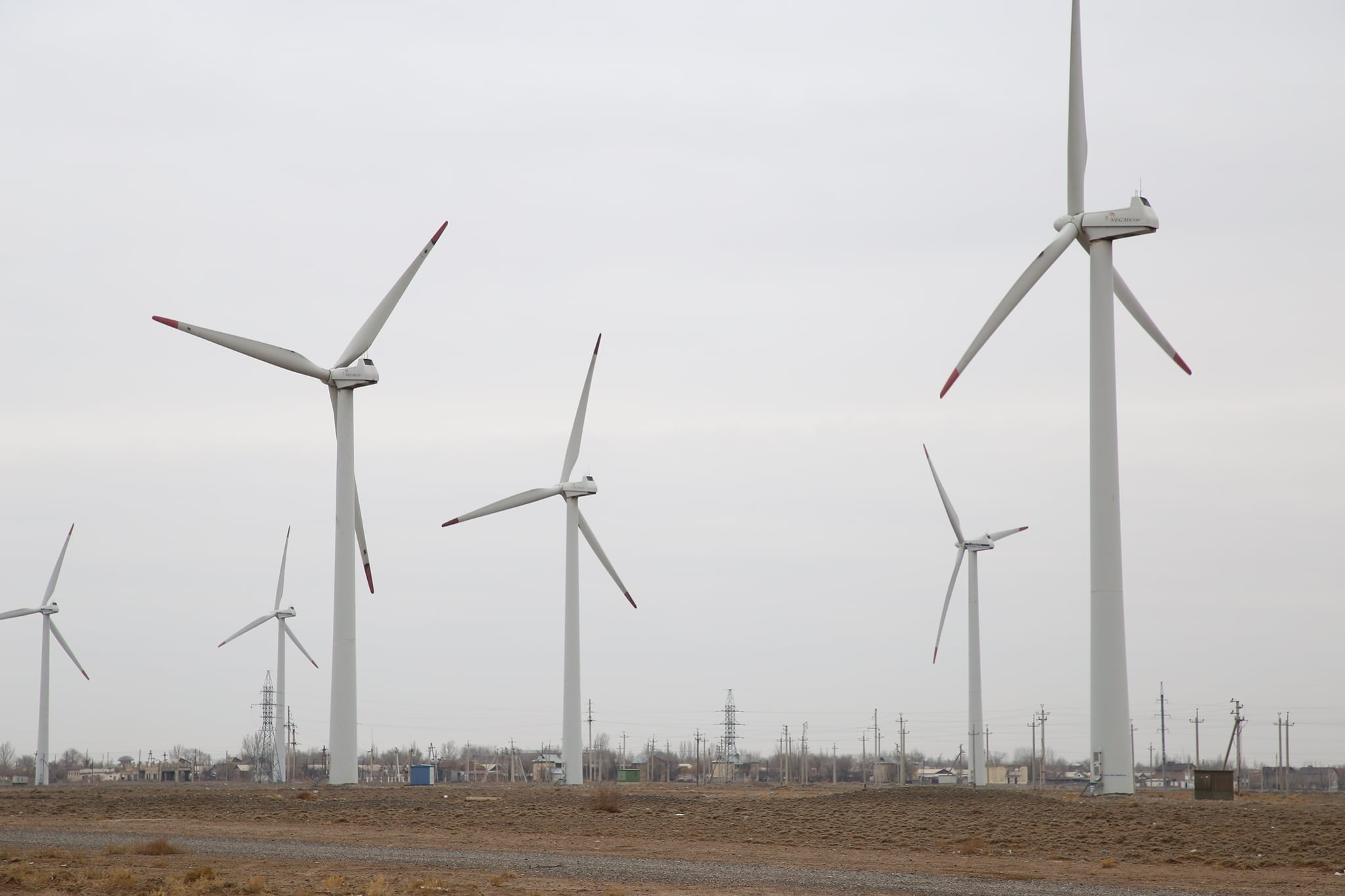 Central Asia courts green energy investors