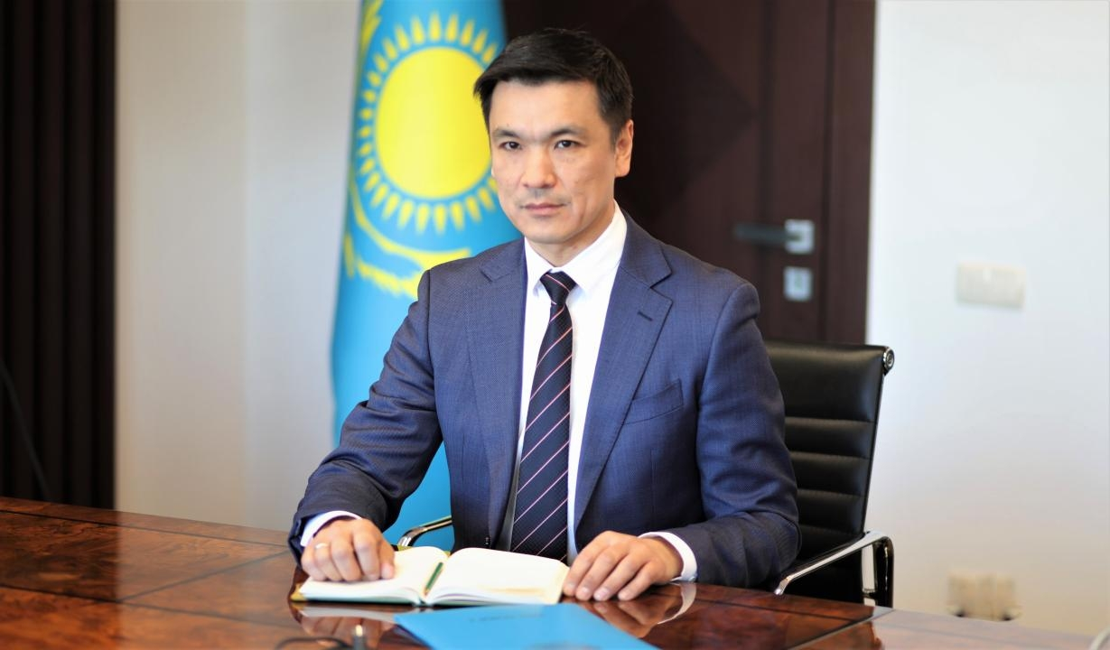 Nurlan Abdrakhmanov. (Photo: Kazakhstan government website)