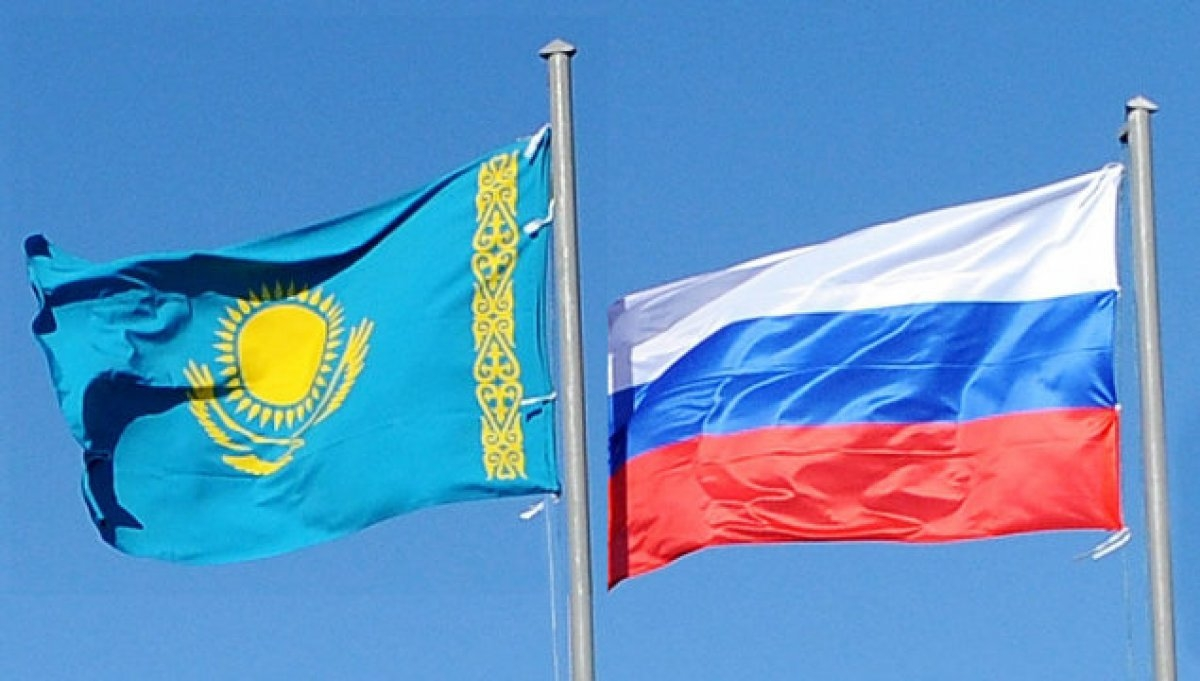 Flagging up problems. (Photo: Kazakhstan government website)