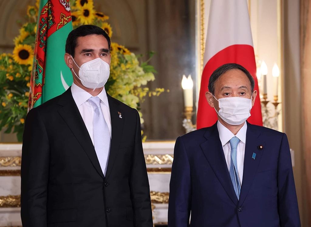 Turkmenistan: Tokyo story