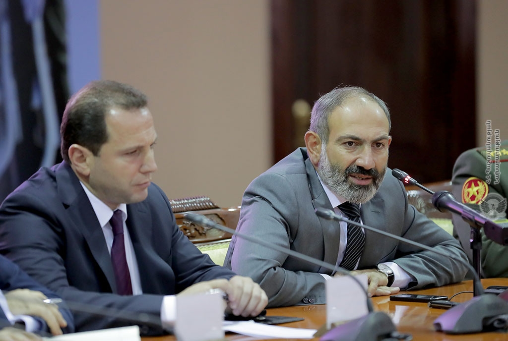 Armenian ex-defense minister arrested for embezzlement and faulty weapons purchases   Eurasianet