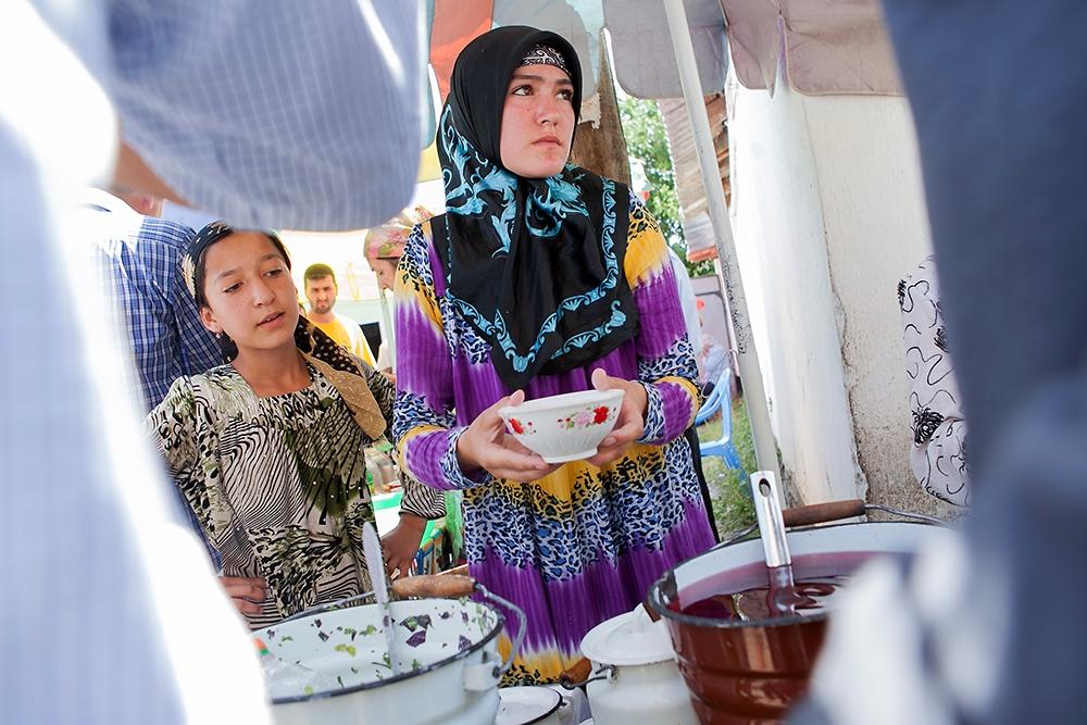 Girls tajikistan call Top