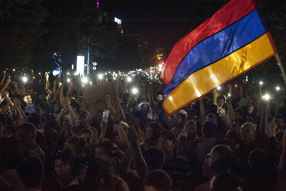 Armenia: Can the Protests Bring Change?